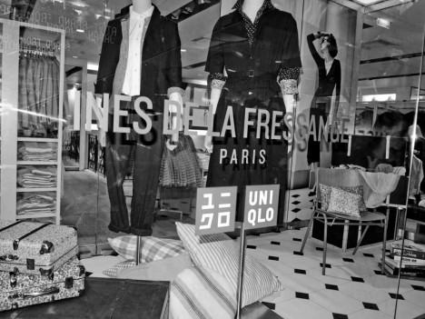 uniqlo_ines-de-la-fressange_launch-collab_traffic-magazine_2