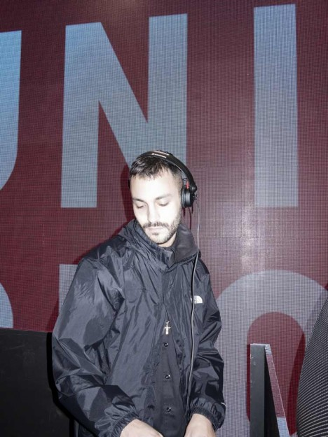 Uniqlo_opening-party_Brodinski_flagship_lemarais-paris_traffic-magazine