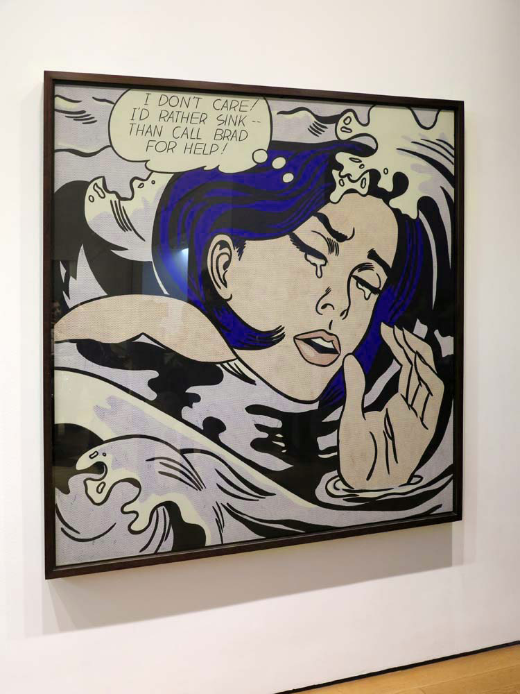 drowning girl roy lichtenstein Drowning girl by roy lichtenstein drowning girl by roy lichtenstein leave a comment cancel reply your message (required.